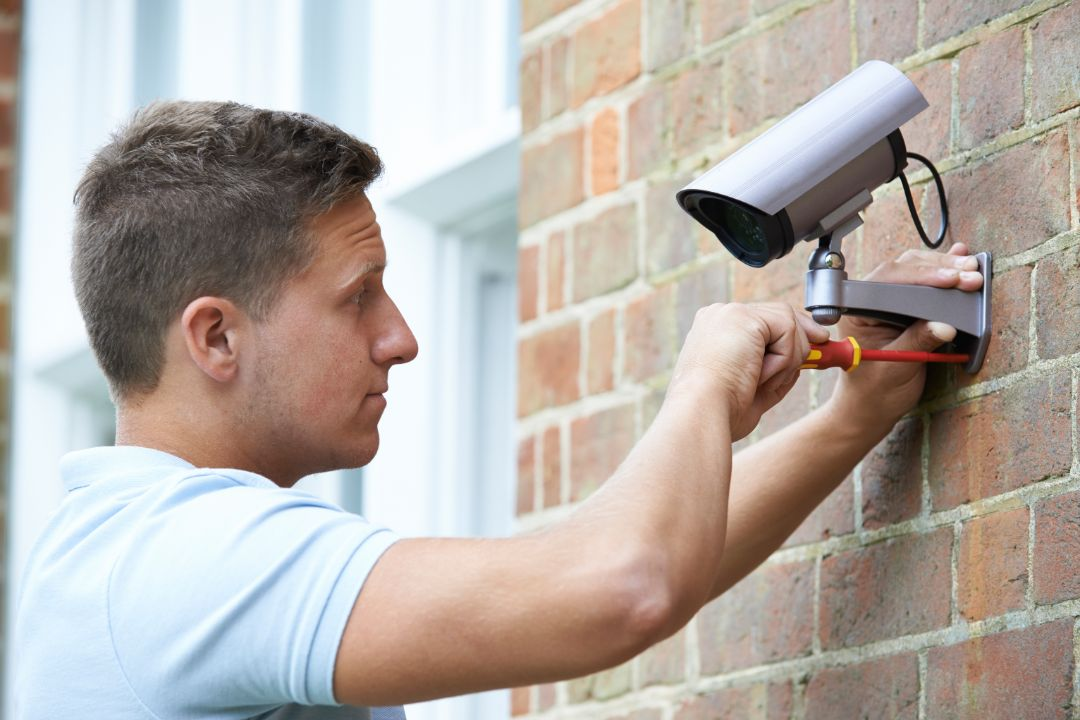 Security Camera Installation Melbourne